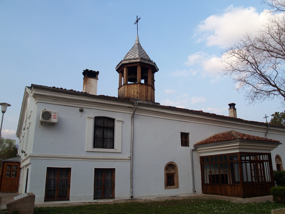 Saint-Dimitrius-church-in-Sliven